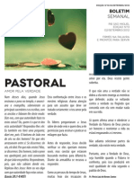 Boletim Semanal 02/09/2012 a 08/09/2012