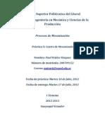 Procesos de Mecanizacion RP5
