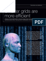 Smarter Grids R More Efficient - ABB Review - 2009