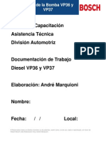 Ajuste de La Bomba Rotativa VP 36 y VP37[1]