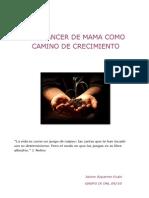 Cancer de Mama Como Camino de Crecimiento