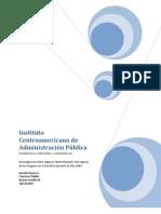 Investigación sobre algunos determinantes del ingreso de los hogares en Costa Rica durante el año 2004