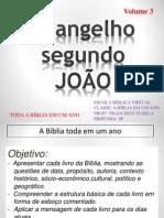 29. O Evangelho de João