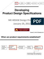 2Th-DevelopingProductDesignSpecifications