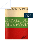 Conoce Usted Bulgaria