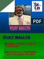 20443765 Vijay Mallya Ppt