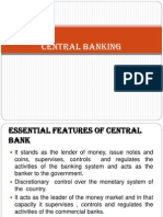 Central Banking