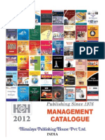 Management Catalogue