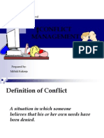 4911174 Conflict Management in the Workplace