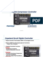 Emerson Digital Compressor Controller
