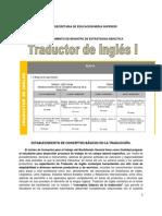 Traductor i Printed