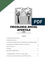 Apostila Psicologia Social