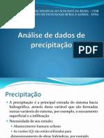 5. Análise de dados de precipitação (1)