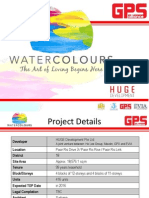 Watercolours Singapore - eBrochure