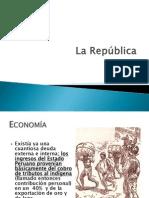 La República I tercero