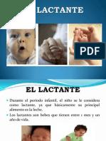 1. CARACTERISTICAS LACTANTE