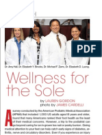 Wellness for the Sole