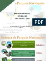Exposicion Sistema de Parques