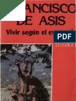 Casas, Victoriano - Francisco de Asis