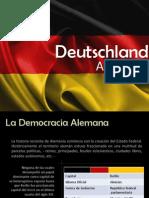 Sistema Político Alemania