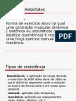 Ortopedia - Exercicios Resistidos