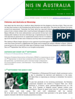 Pakistanis in Australia Vol2 Issue 18 2012
