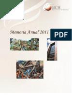 Banco Central de Honduras - Memoria Anual 2011