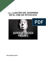 LA CREACIÓN DEL SUSPENSE EN EL CINE DE HITCHCOCK