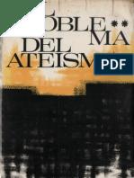 Catedra Pablo Vi - El Problema Del Ateismo