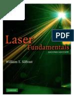 Laser Fundamentals William T. Silfvast