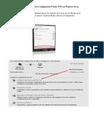 ManualSeven Para Configurar Acceso