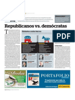 Republicanos y demócratas