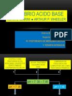 Equilibrio Acido Base Propuesta de Marini