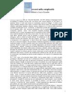 Sistemica, voci nella complessità, U.Telfener e L.Casadio