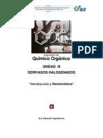 Halogenuros de alquilo Introducción y nomenclatura