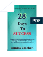 28 Days Success-  Tommy Macken