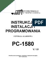 DSC Pc1580 Inst