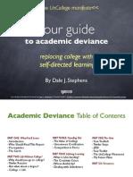 UnCollege.org - Academic Deviance
