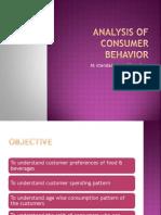 Consumer Behaviour Standalones
