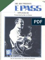 Joe Pass - Virtuoso #3