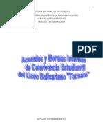Acuerdos Normas de Convivencias (Tacuato)[1]