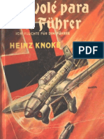 Yo volé para el Fuhrer - Heinz Knoke