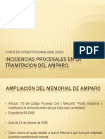 IncidenciasProcesales CC