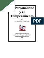 Personalidad y Temperamento 0