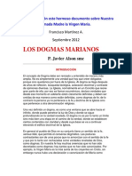 Los Cuatro Dogmas Marianos