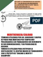 PODRÍAN DECLARAR ILEGAL LA HUELGA DE LA FMP 2012