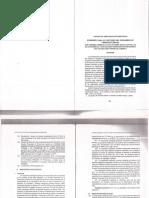 Informe sobre el Pacto de Libre Asociación del Colegio de Abogados 1985