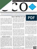ECO - Bangkok Climate Negotiations - September 3 2012