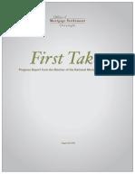 Mortgage Settlement 2012_ Preliminary Servicing Settlement Agreement