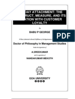 Phd thesis of BABU GEORGE